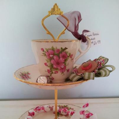 What to do with your Vintage Tea Cups : )