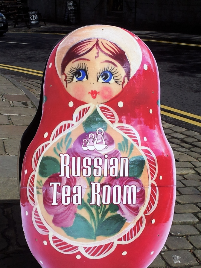 A little piece of Russia………..in the Yorkshire Dales.
