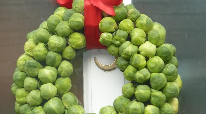 Christmas in Kettlewell.