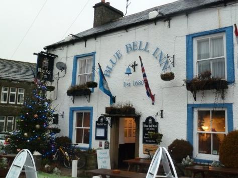 The Blue Bell Inn is dog friendly.