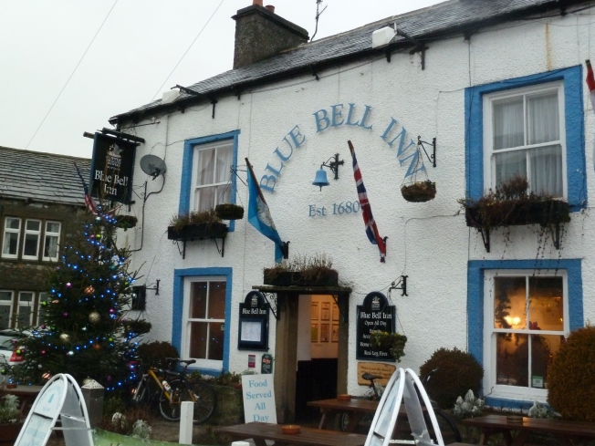 The Blue Bell Inn is dog friendly.