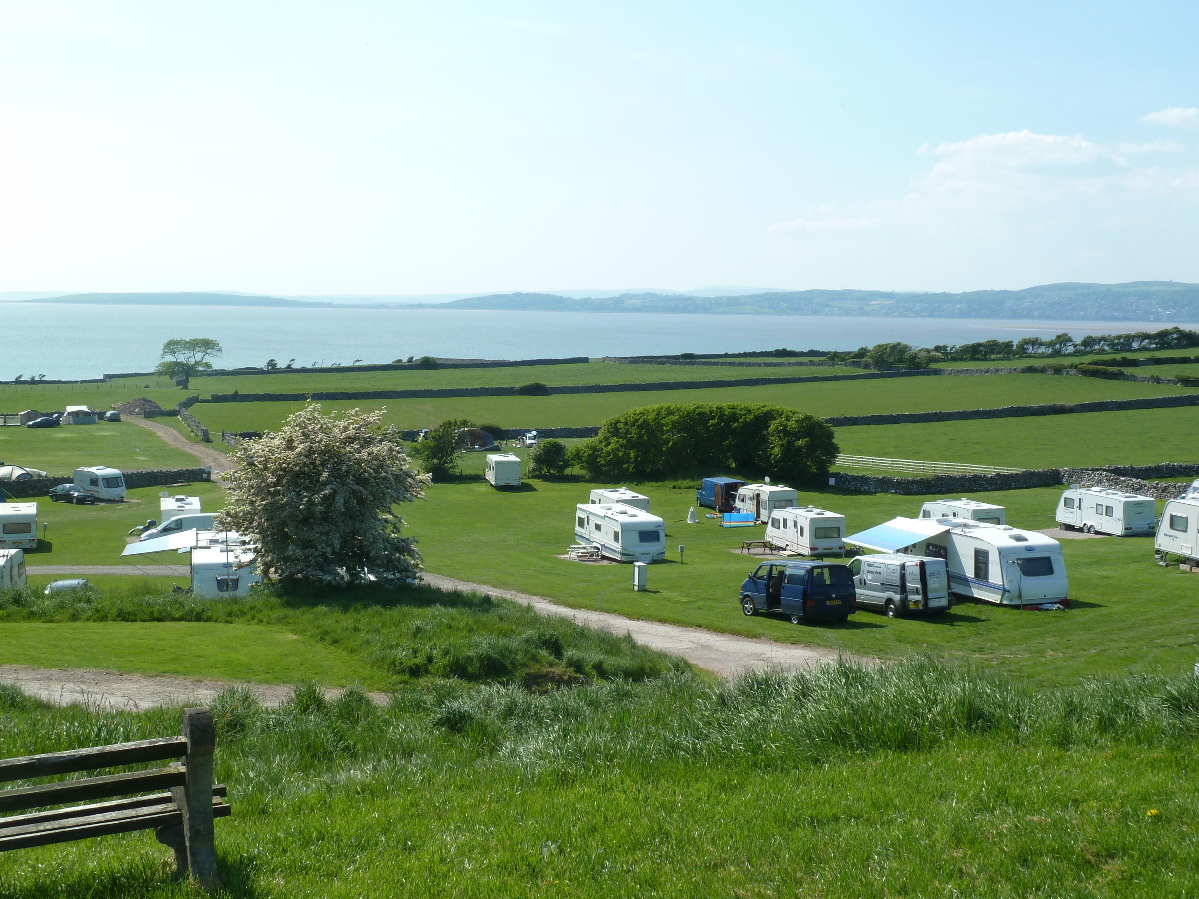 Gibralter Farm Campsite.