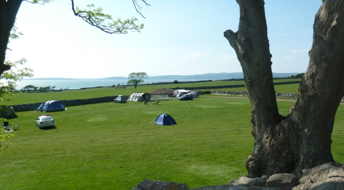 Camping in Silverdale :)