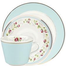 Tea rose stripe gift set £18