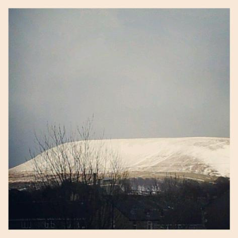 Pendle from my work today.