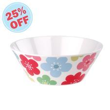 Flowers Melamine Bowl £3.Perfect for breakfast.
