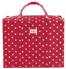 Red spot extra large carry all bag £35.