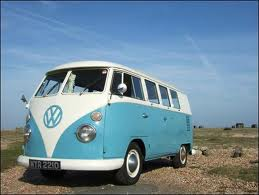We have always wanted a V W Camper. Oh to set off round the coastline in it.Fab!