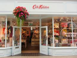 Cath Kidston store front.
