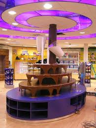Please Can I have a gigantic Chocolate Fountain! Even bigger than this one actually.:)