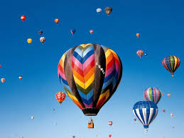 I would love to go up in a Hot Air Balloon. So why not own one.xx