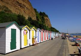 I would love my own beach hut. I will furnish it all Cath Kidston style.:)
