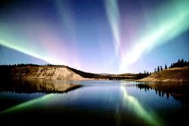 The Northern Lights would be fabulous.