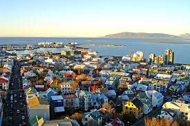 I hope to be based in Reykjavik.