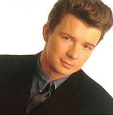 Yes at 13 I admit I was in love with Mr Astley. lol :)