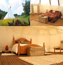 Wil has always wanted a tipi. Maybe we can stretch to one......like this.