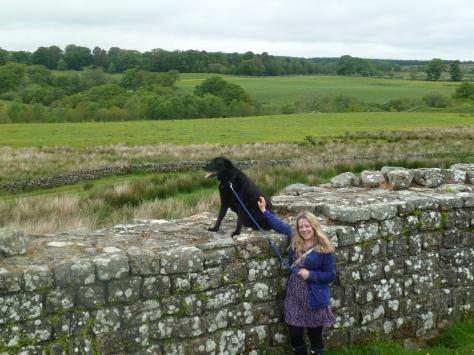 Hadrians Wall.