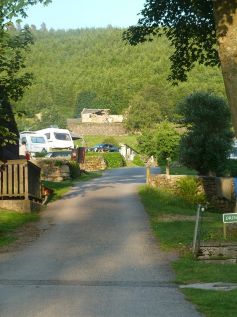 Howgill Lodge Campsite.