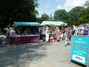 The Street Fair.