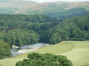 Ruskins View ,Kirkby Lonsdale
