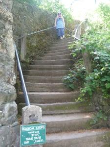 The Radical Steps.