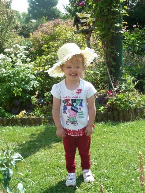The Prettiest bloom ~my niece.