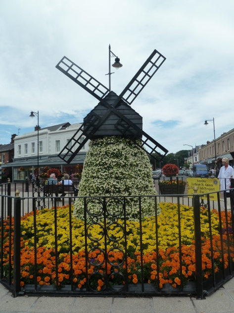 Flower Windmill in Lytham.