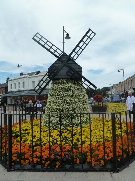 Flower Windmill in Lytham.