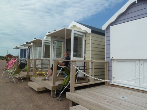 Beach Huts :) St Anne's