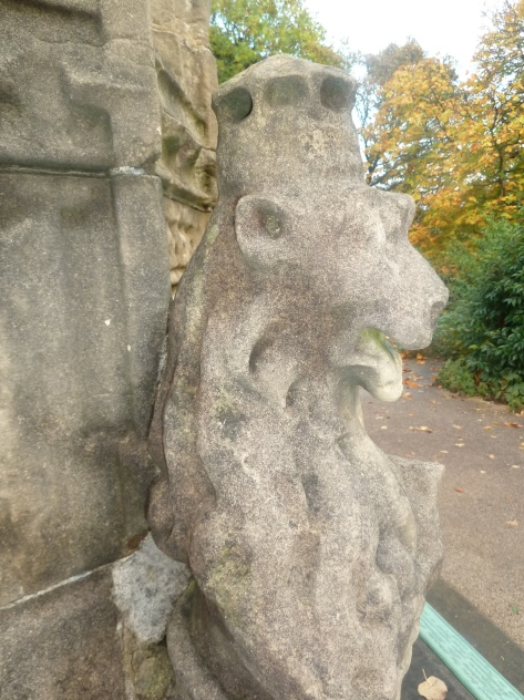 Stone Lion.