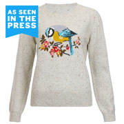 Loving this ~~ Blue tit Jumper £65.