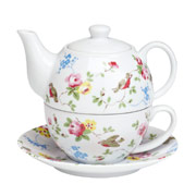 Bird Tea for One set £25