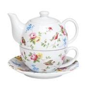 Bird Tea for One set £25