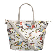 Garden Birds Large Paris Tote £65