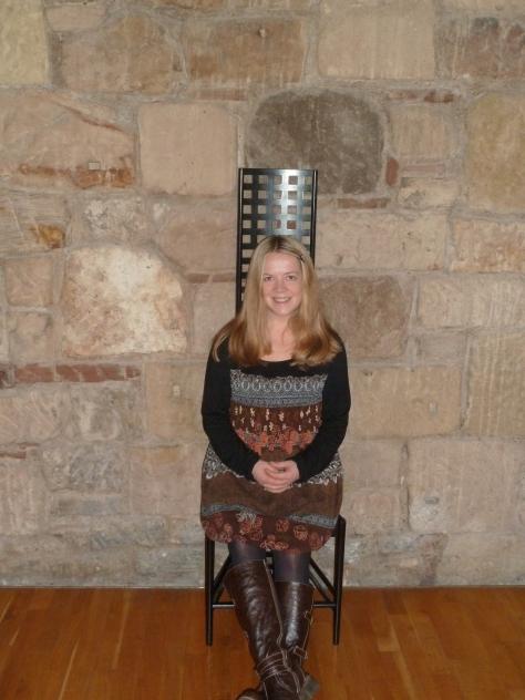 Mackintosh Chair.