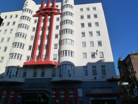 .Art Deco building
