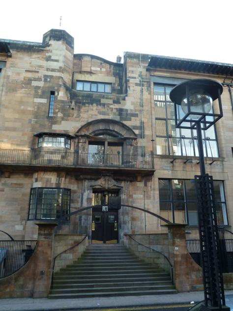 The Glasgow School Of Art.