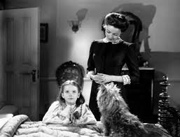 Lucy,her daughter Anna and pooch.
