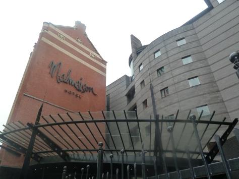 Malmaison Hotel.