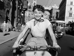 Chick Flick Classics  ~~ Roman Holiday.