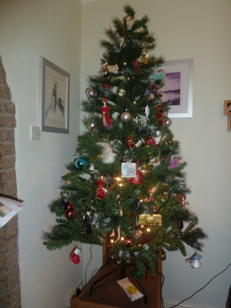 The Tree Is UP !