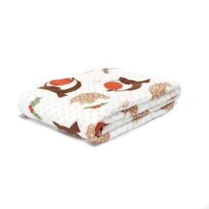 Christmas Pudding Throw Dunhelm Mill £6