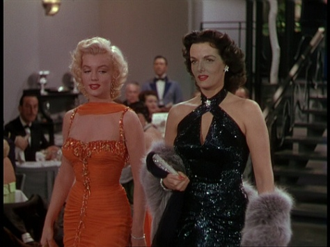 Lorelei and Dorothy looking very glam.