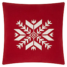 John Lewis Fair isle Cushion £20