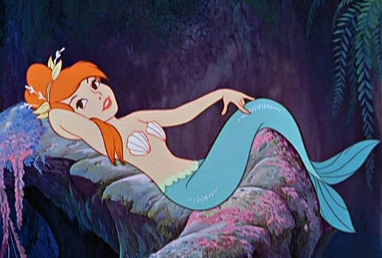 Mermaids in the Movies.