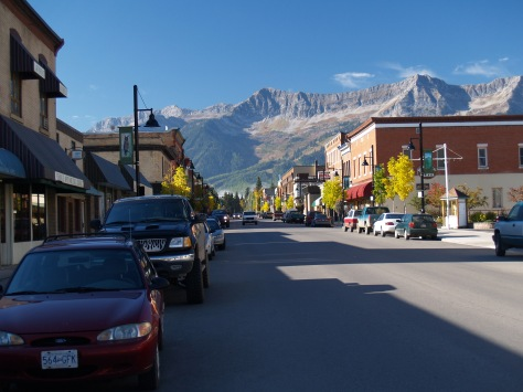 Did you  know that Fernie was the film location for the John Cusack comedy Hot Tub Time Machine. :)