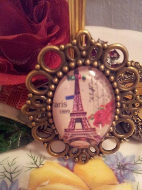 Paris Brooch. :)