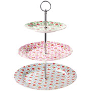 Provence rose cake stand  £30.