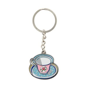 Hang your keys on a teacup. £6 ( might be able to afford this one.lol)