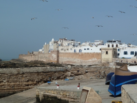 Beautiful Essaouira, Morocco.